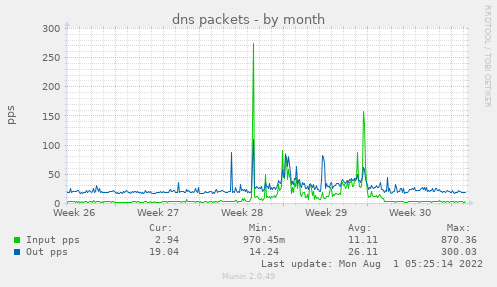 dns packets